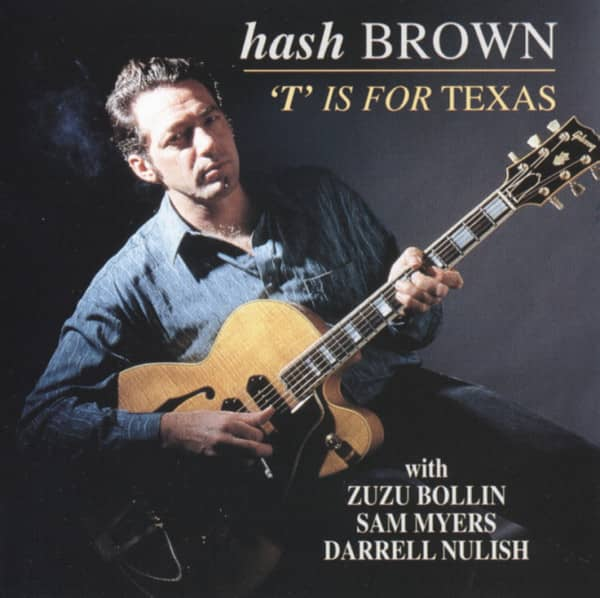 'T' Is For Texas (CD)