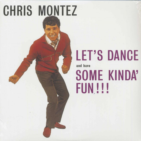 Let's Dance And Have Some Kinda' Fun !!! (LP)