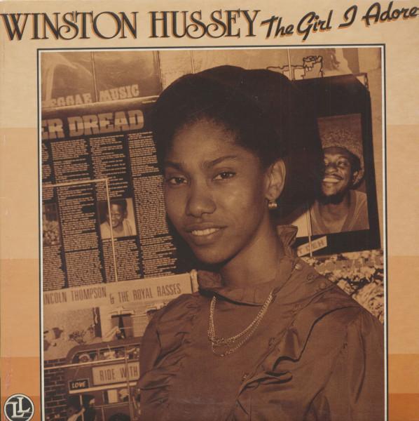 The Girl I Adore (LP)