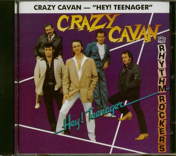 Hey! Teenager (CD)