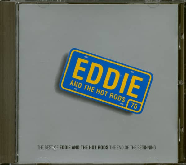 The Best Of Eddie And The Hot Rods The End Of The Beginning (CD)