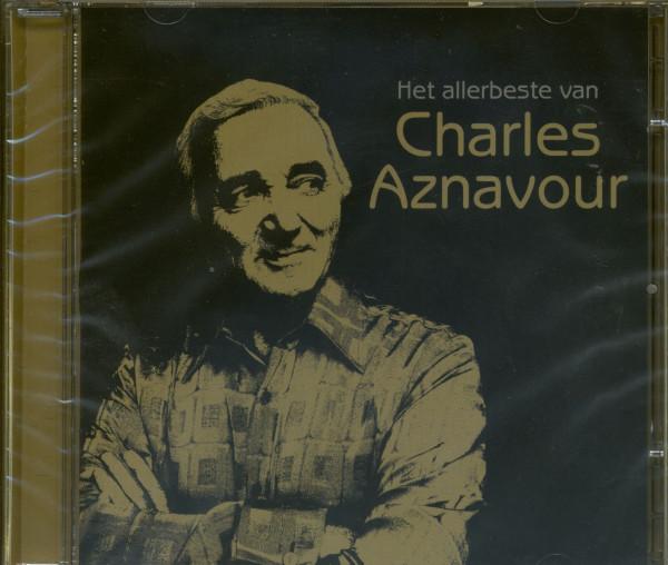 Het allerbeste van Charles Aznavour (CD)