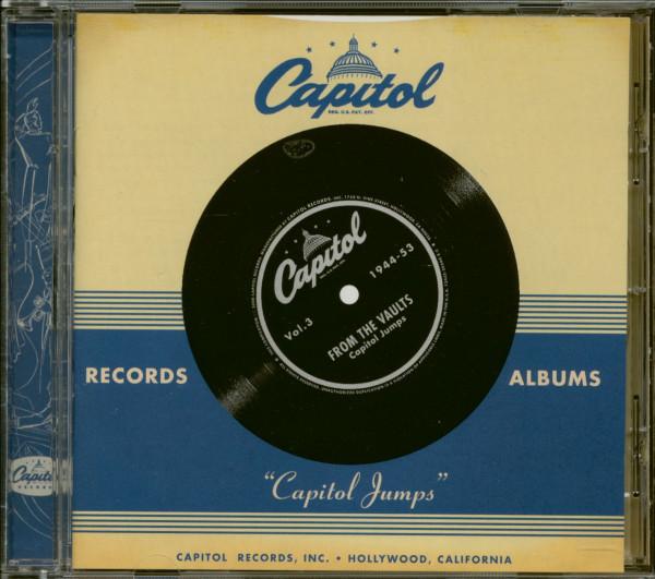 Capitol Jumps (CD)