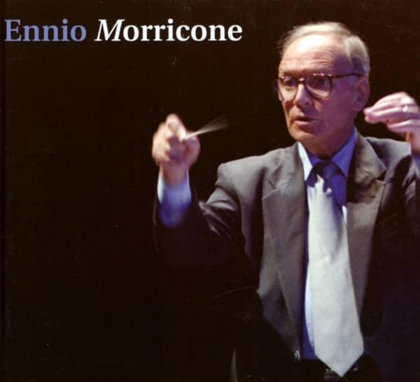 Ennio Morricone - Rome 2002 Deluxe Digipac