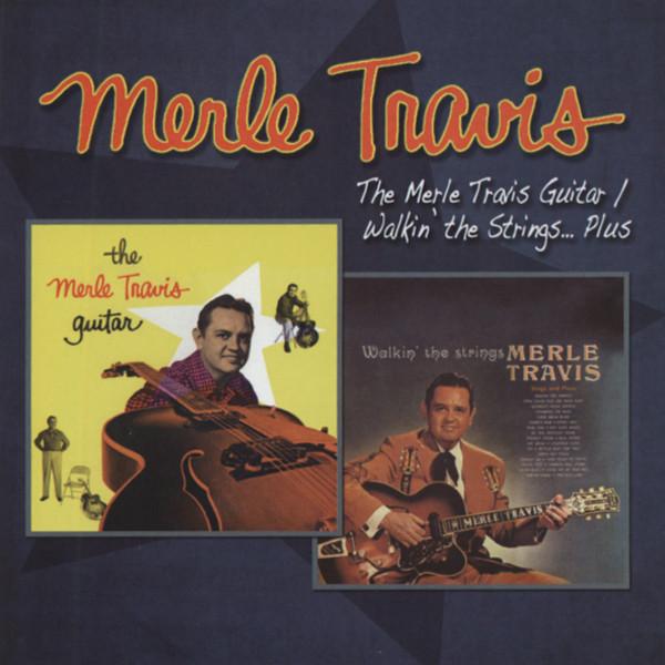 Merle Travis Guitar - Walkin' The Strings..plus