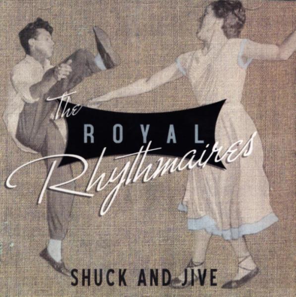 Shuck And Jive (2012)