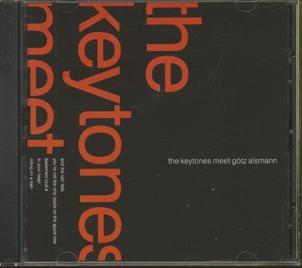 The Keytones Meet Götz Alsmann (CD)