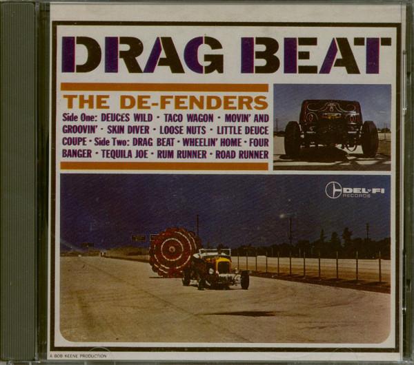 Drag Beat (CD)