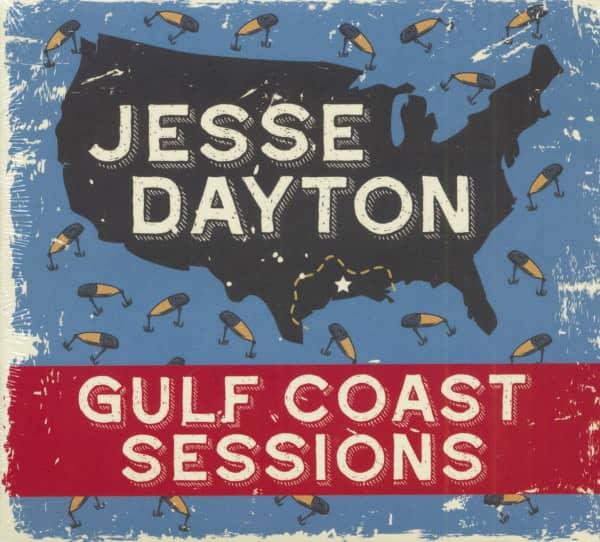 Gulf Coast Sessions (CD)