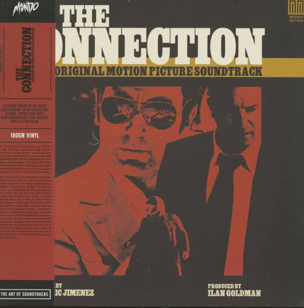 The Connection - Soundtrack (LP, 180g Vinyl)