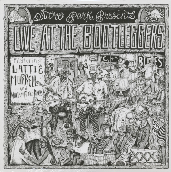 Live At The Bootleggers (LP)
