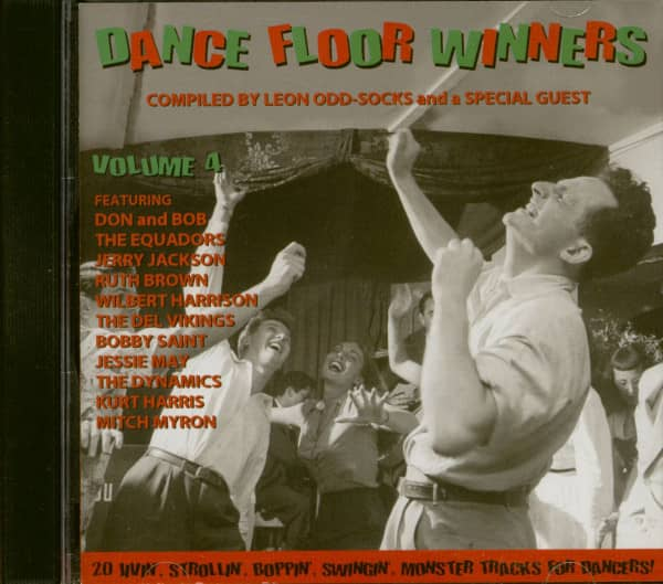 Dance Floor Winners Vol.4 (CD)