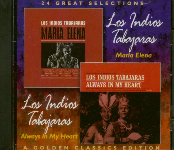 Maria Elena - Always In My Heart (CD)