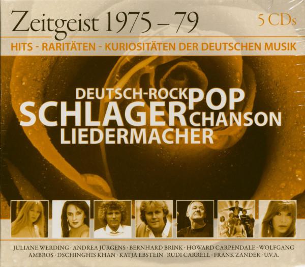 Zeitgeist 1975-79 (5-CD)