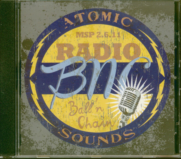 Radio BNC - Atomic Sounds (CD)