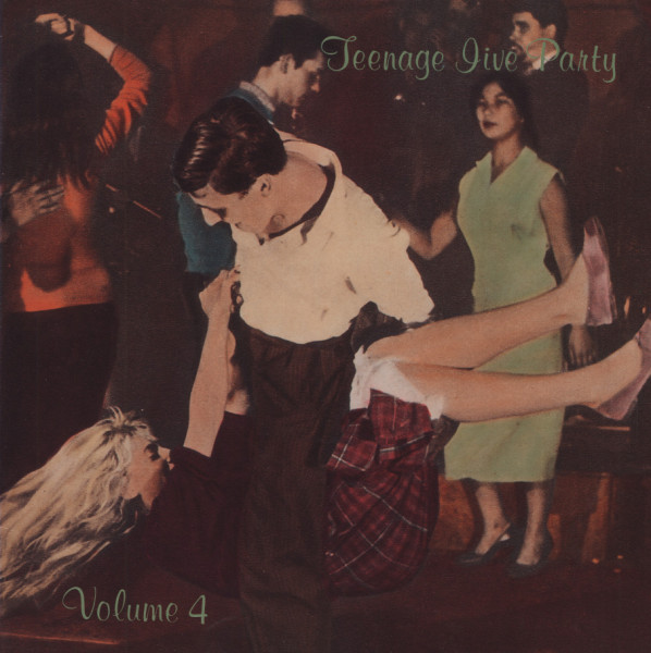 Teenage Jive Party, Vol.4 (LP)