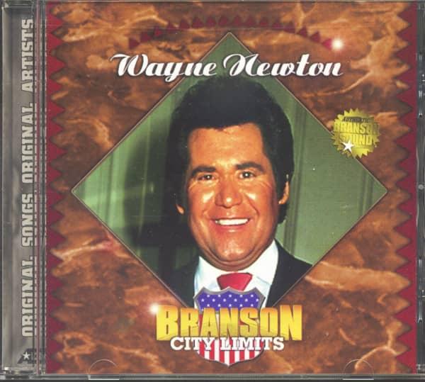 Branson City Limits (CD)