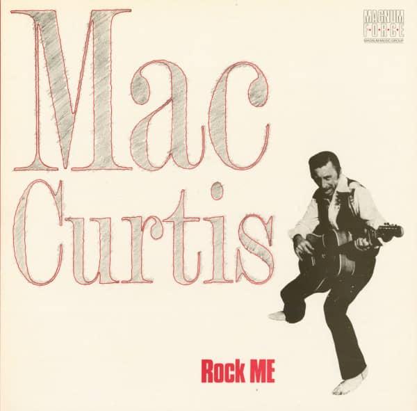 Rock Me (LP)