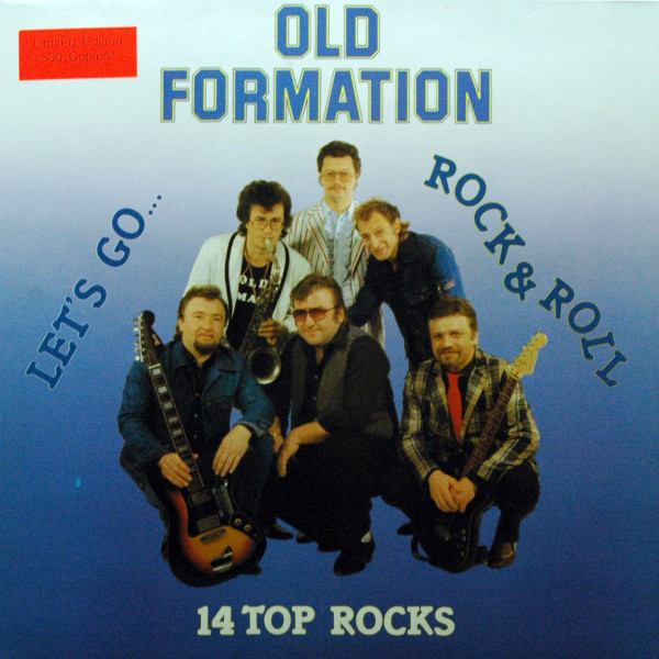 Let's Go Rock and Roll (Vinyl-LP)
