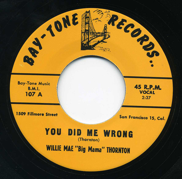 You Did Me Wrong - Midnight Blues 7inch, 45rpm