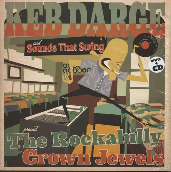 The Rockabilly Crown Jewels (LP+CD)
