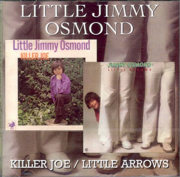Killer Joe - Little Arrows 2-CD