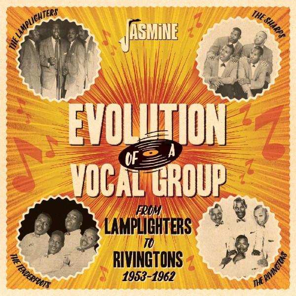 Evolution of a Vocal Group (2-CD)