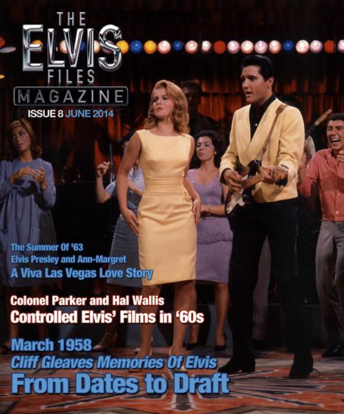 The Elvis Files Magazine #08 - June 2014