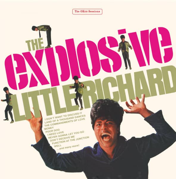 The Explosive Little Richard! (2-LP)