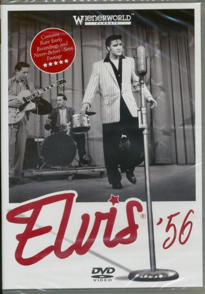 Elvis '56 - Documentary & Music