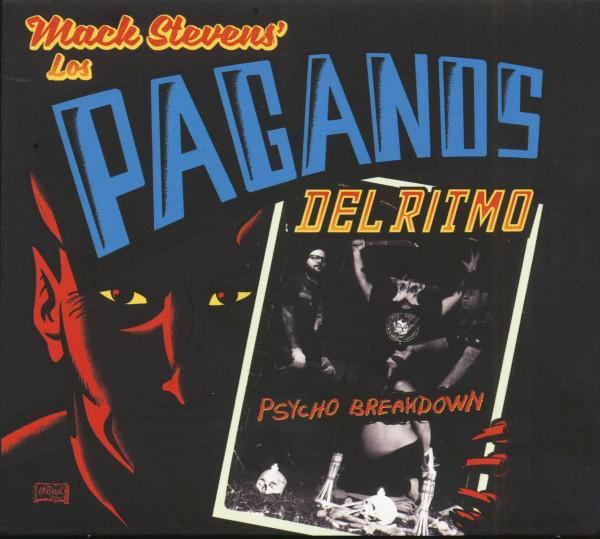 Psycho Breakdown (CD)
