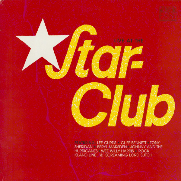 Live At The Star-Club (LP)