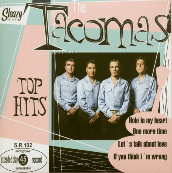 Top Hits (EP, 7inch, 45rpm, PS)