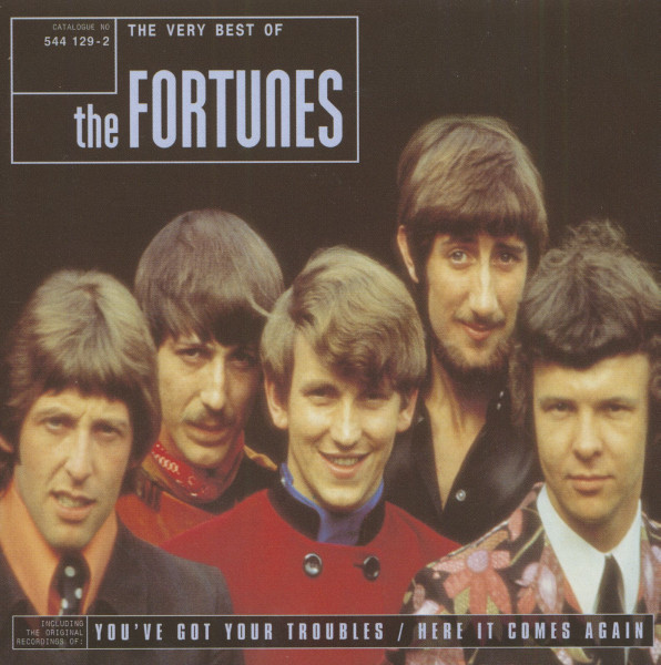 The Very Best Of The Fortunes (CD)