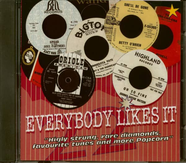 Everybody Like It (CD)