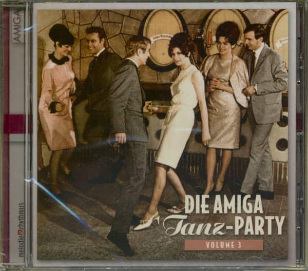 Vol.3, Amiga Tanz-Party
