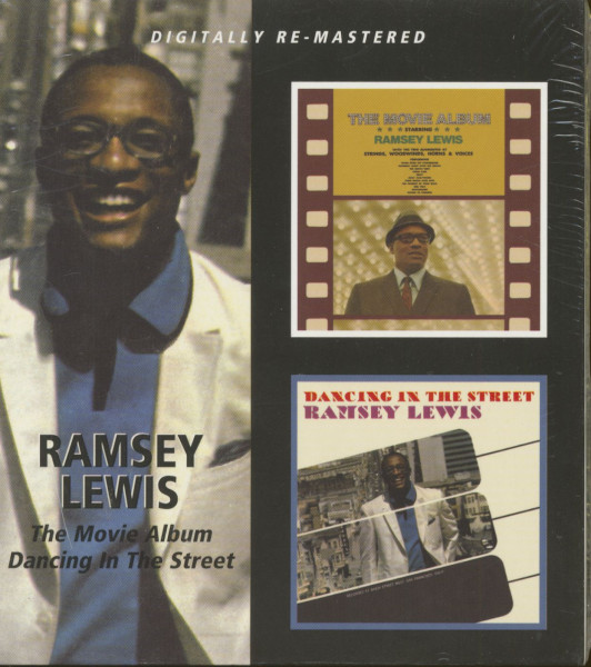 The Movie Album - Dancing in the Street (CD)