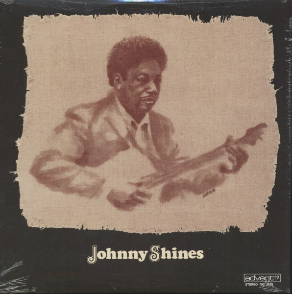 Johnny Shines (LP, 180g Vinyl)