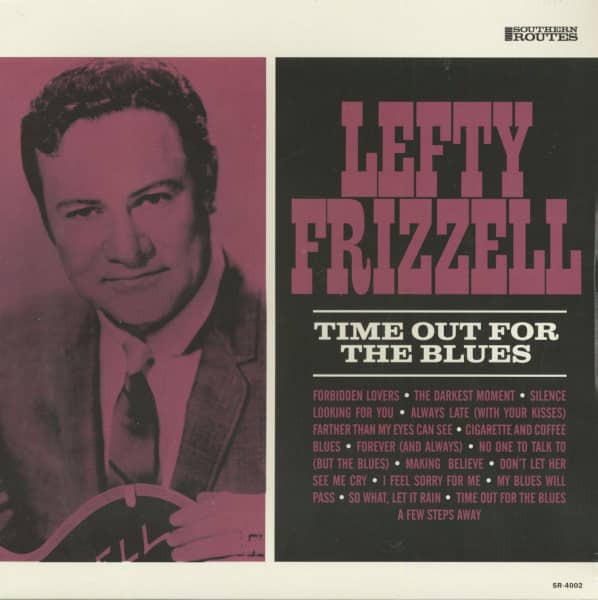 Time Out For The Blues (LP)