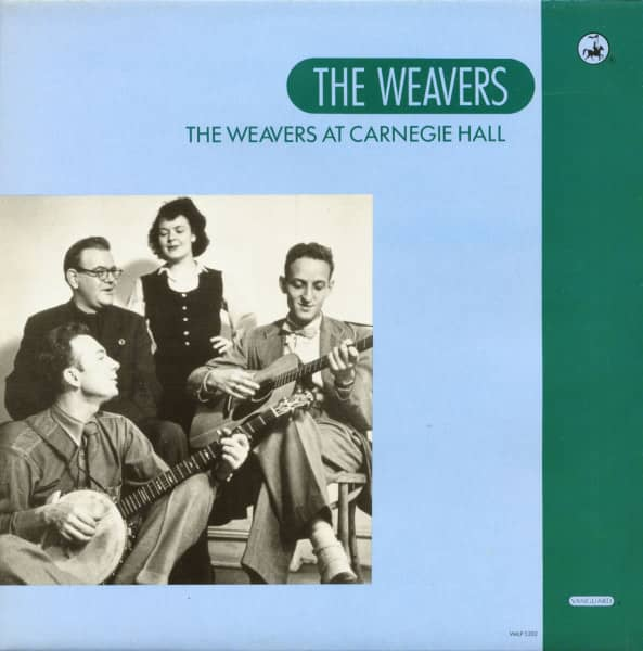 The Weavers At Carnegie Hall (LP)