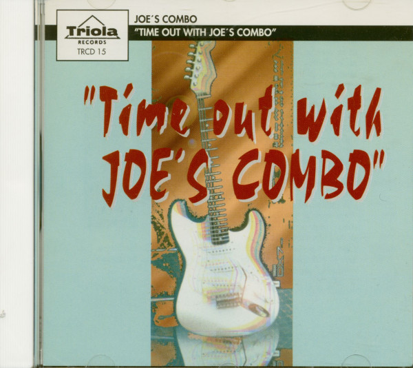 Time Out With Joe's Combo (CD)