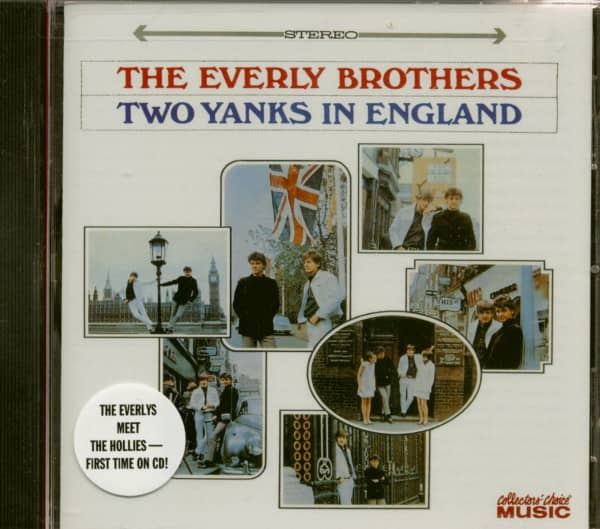 Two Yanks In England (CD)