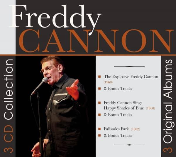 3 Original Albums ((3-CD)