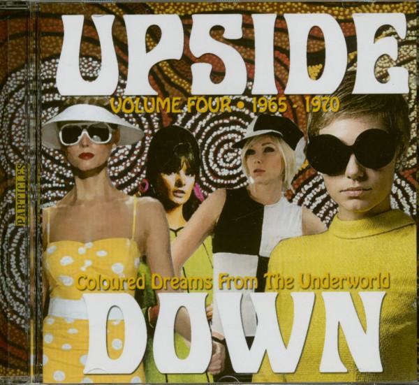 Upside Down Vol.4 (CD)