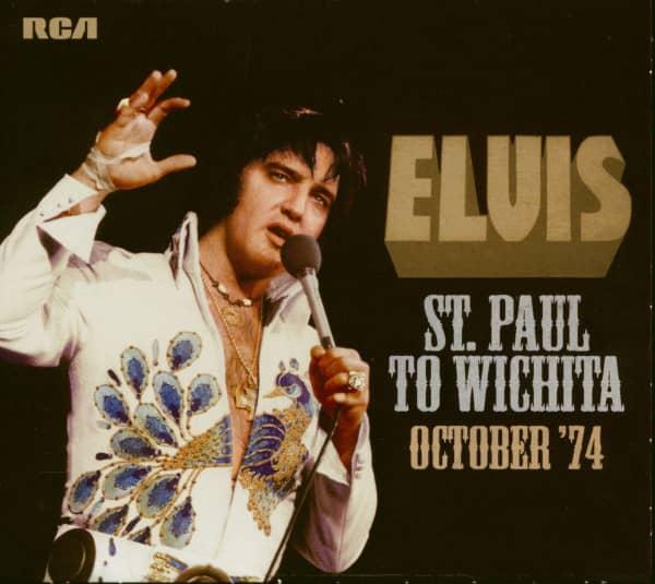 St.Paul To Wichita - October '74 (2-CD)