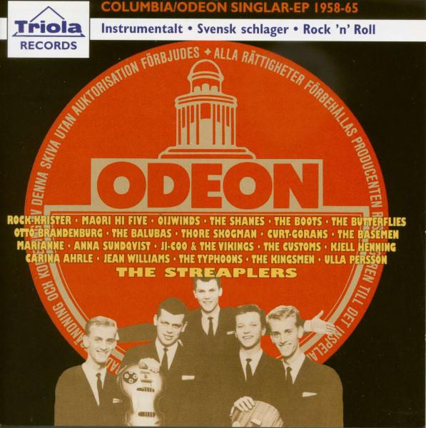Columbia - Odeon Singles 1958-65