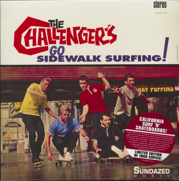 Go Sidewalk Surfin' (LP)