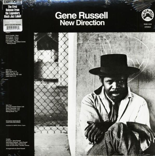 New Direction (LP, Clear Vinyl, Ltd.)