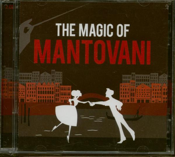 The Magic Of Mantovani (2-CD)