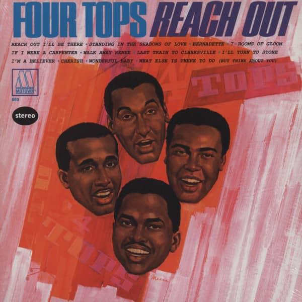Reach Out (1967) re 180g Vinyl